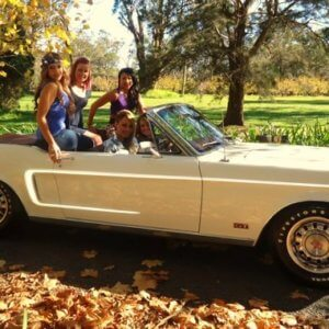 1968 GT Ford Mustang Hire for Movie
